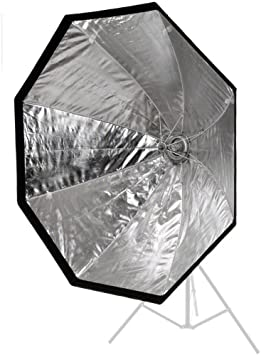Walimex Pro F/ácil softbox /Ø150cm Visatec
