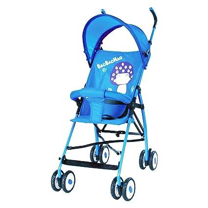 Sillas de paseo Carrito de bebé ultra ligero de viaje ...