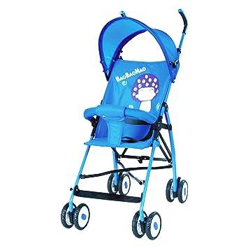 Sillas de paseo Carrito de bebé ultra ligero de viaje portátil plegable niño fácil Trolley verano Carrito de bebé (Color : # 4) : Amazon.es: Hogar