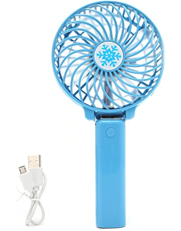 Computer Peripherals 2019 New Style Portable Mini Pocket Fan Cool Air Hand Held Travel Cooler Cooling Mini Fans Power By 3x Aaa Battery Adjistable Speed Usb Gadgets