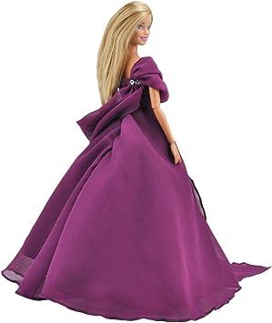 Amazon.es: E-TING Hechos a Mano Ropa de Vestido de Fiesta Princesa ...
