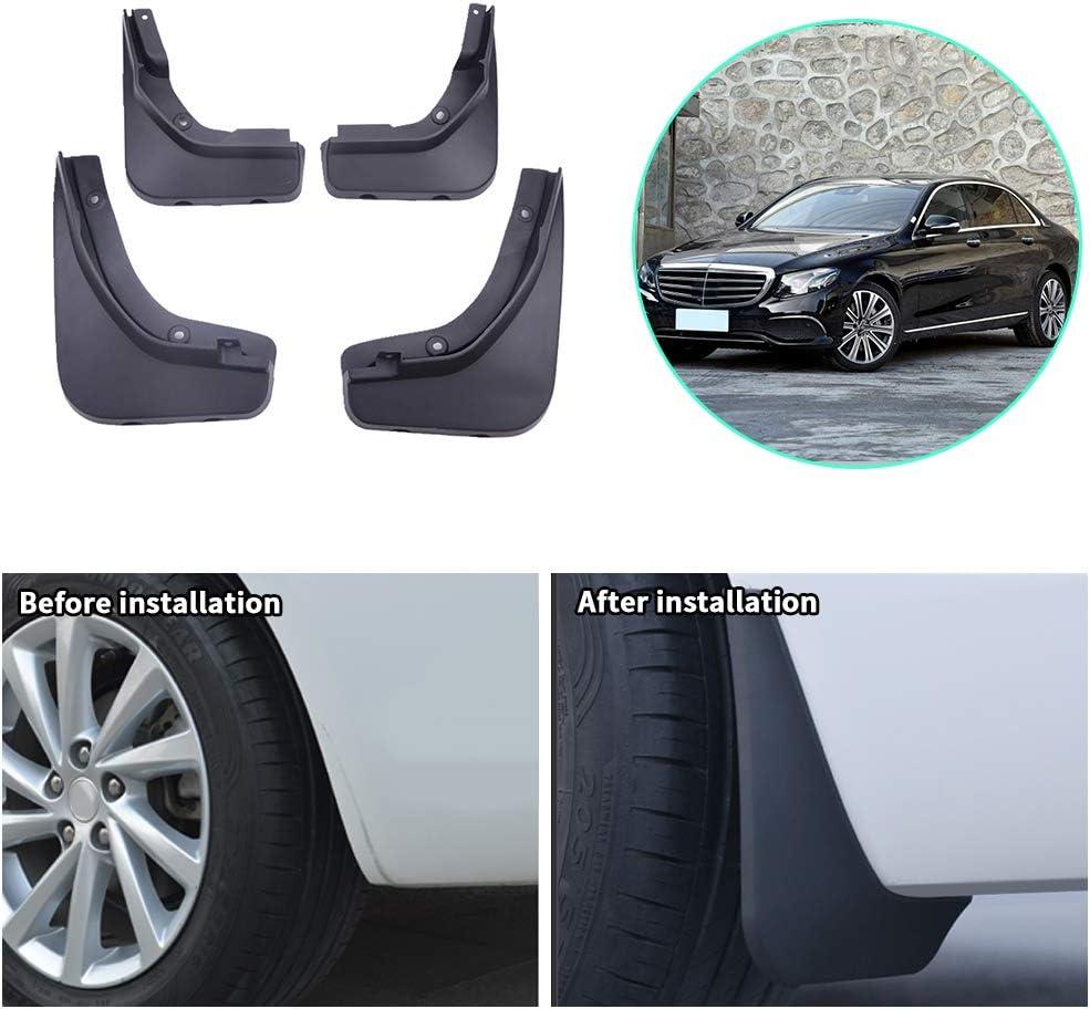 Cobear Auto Schmutzf/änger Kotfl/ügel passt f/ür B ENZ Vito Viano 2012-2015 Vorne Hinten Gummi-Spritzschutz Car Styling /& Karosserie-Anbauteile Schwarz 4 St/ück