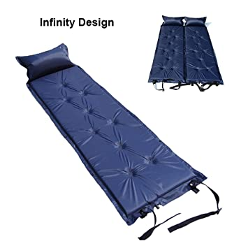 NetsPower colchón cojín de aire cama hinchable gonflant Auto ...