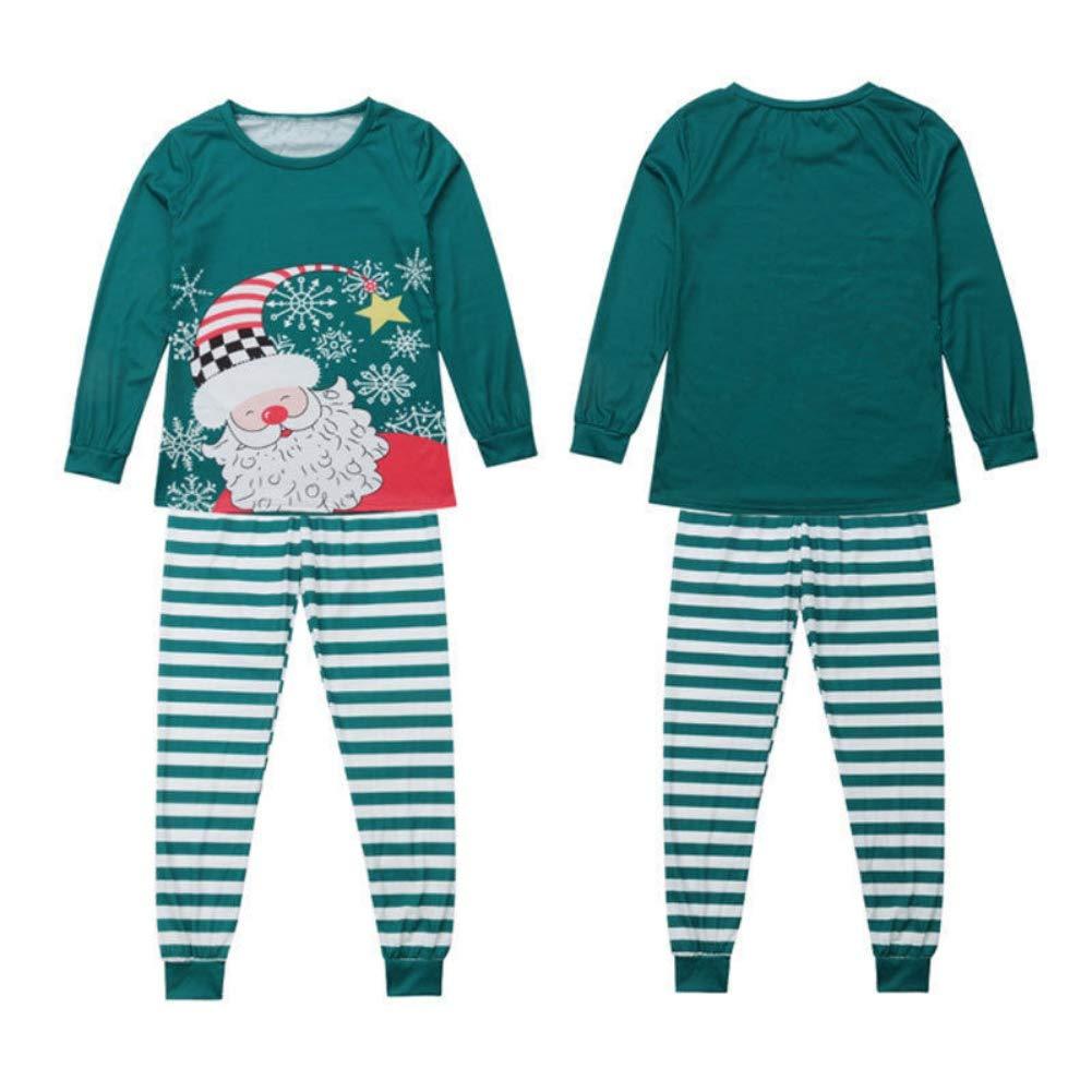 Xmas Pyjamas Gifts Family Matching Christmas Pajamas Sleepwear Set for Adults Kids by MacRoog