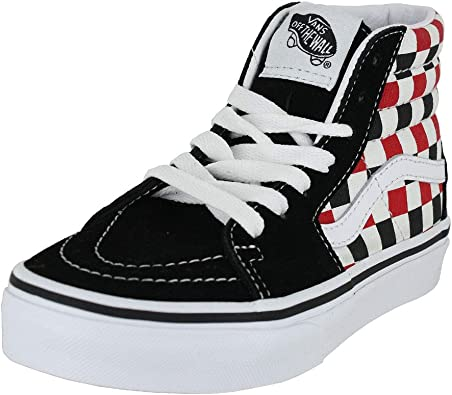 Vans Kids' Sk8 hi Zip (Little Big