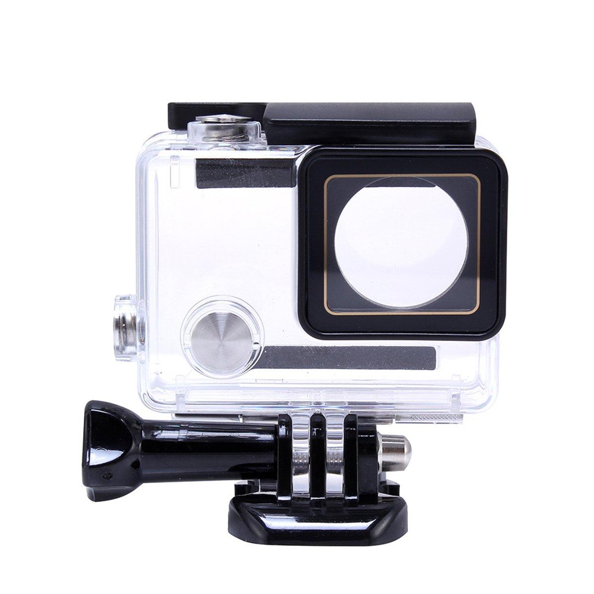 Greencherry交換用防水ケース、保護Diveハウジングfor GoPro Hero 4 , 3 +、外側3スポーツカメラアクションカメラ、Underwater 40 m ( 131ft )   B0775SYVTC