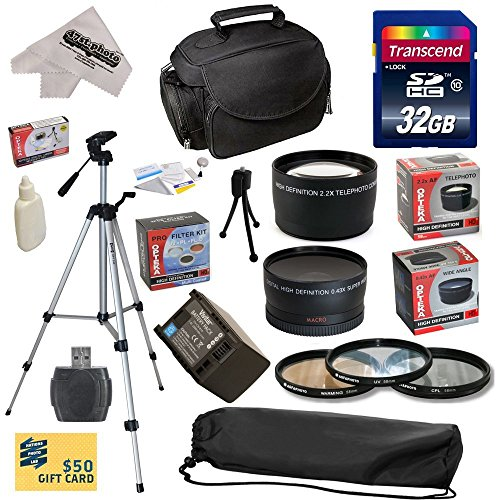 ultimate-accessory-kit-for-canon-hf-s10-s11-s20-s21-s30-s100-g10-g20-g25-hfs10-hfs11-hfs20-hfs21-hfs
