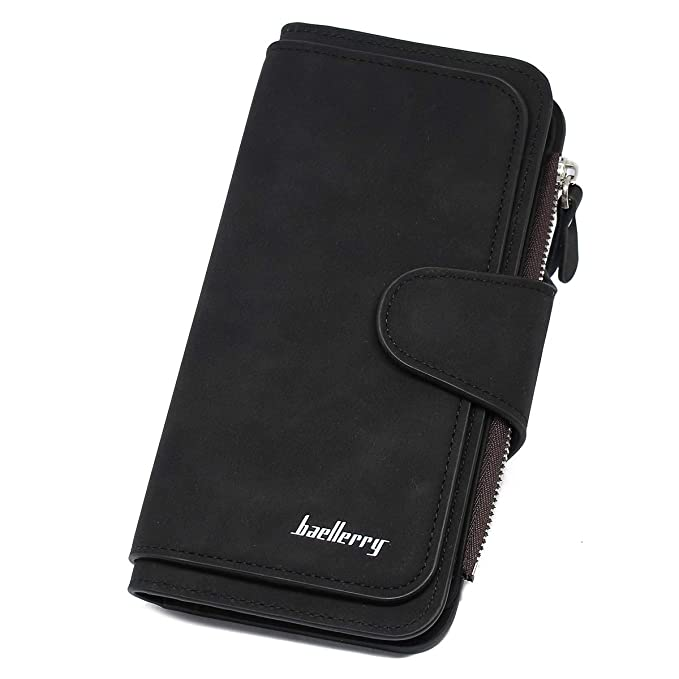 Supply Brand Designer Leather Phone Wallets Women Purses Long Zipper Red Coin Wallet Female Money Bag Credit Card Holder Clutch Wallets Wallets