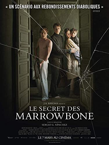 Le Secret des Marrowbone [Francia] [DVD]: Amazon.es: George ...