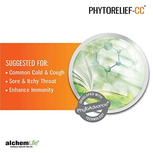 Buy Alchem Life Phytorelief-Cc - Pack Of 9 Strips (Effective Relief From  Cold 4d9b18e8f5265