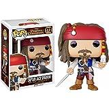Piratas Do Caribe Capitão Jack Sparrow Pop Vinyl - Funko