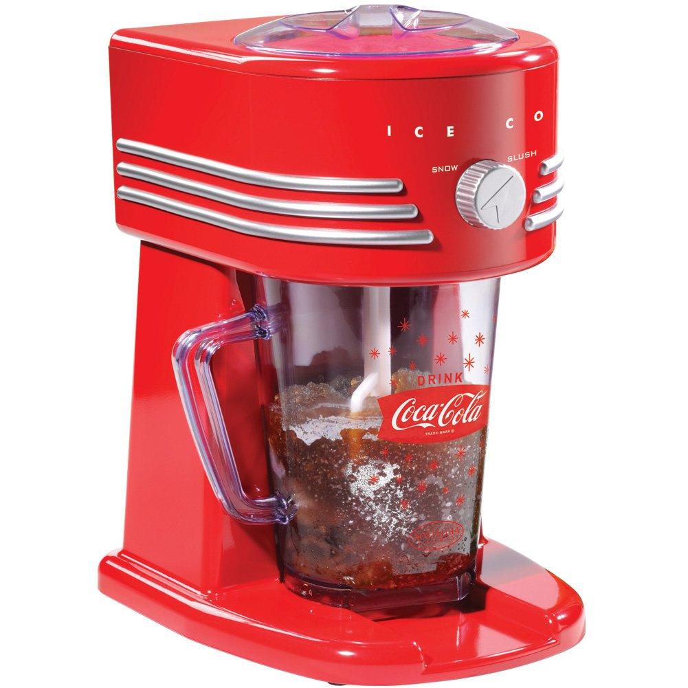 Nostalgia Electrics FBS400COKE Coca-Cola Series Frozen Beverage Maker 1.0 ea