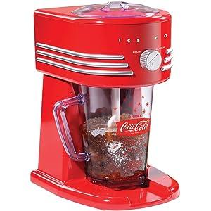Nostalgia Electrics FBS400COKE Coca-Cola Series Frozen Beverage Maker 1.0 ea by Nostalgia