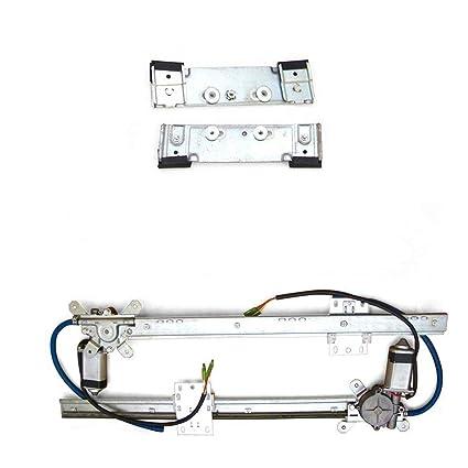 amazon com: autoloc power accessories autoloc-eb165040 1960-70 ford falcon  van/car power window kit project cut-to-fit accessories: automotive
