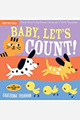 Indestructibles: Baby, Let's Count!: Chew Proof · Rip Proof · Nontoxic · 100% Washable (Book for Babies, Newborn Books, Safe to Chew) Paperback