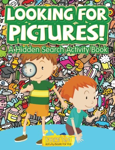Download Looking for Pictures! A Hidden Search Activity Book pdf