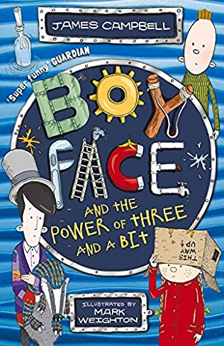 book cover of Boyface and the Power of Three and a Bit