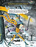 Winnie in Winter. Story Book: Edition for Learners of English (Winnie The Witch)