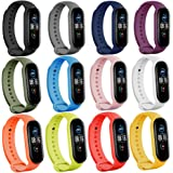 Baaletc Bands for Xiaomi Mi Band 5 Strap Replacement Bracelet Colorful Wristband Xiaomi Mi Band 5 Accessories Watch Bands for