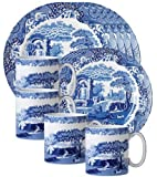 Spode Blue Italian 12 Piece Set