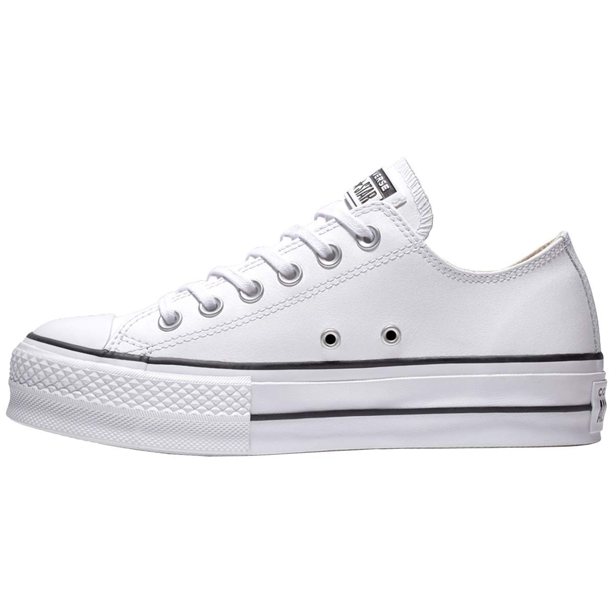 Converse Chuck Taylor CTAS Lift Clean Ox, Sneakers Basses