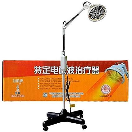 Far mineral lámpara de calor placa terapia luz alivio del dolor dispositivo de calefacción para la