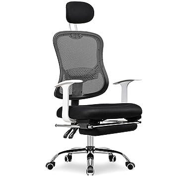 Ergonomique Chair De Bureau Pc Chaise fauteuil Direction Yfym7Ig6vb