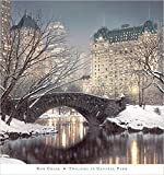 Rod Chase – Twilight in Central Park Fine Art Print (76.20 x 81.28 cm)