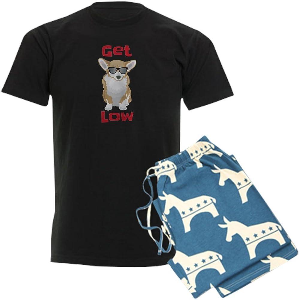 CafePress Get Low with Corgis Pajamas Pajama Set