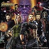 Avengers: Infinity War Wall Calendar (2019)