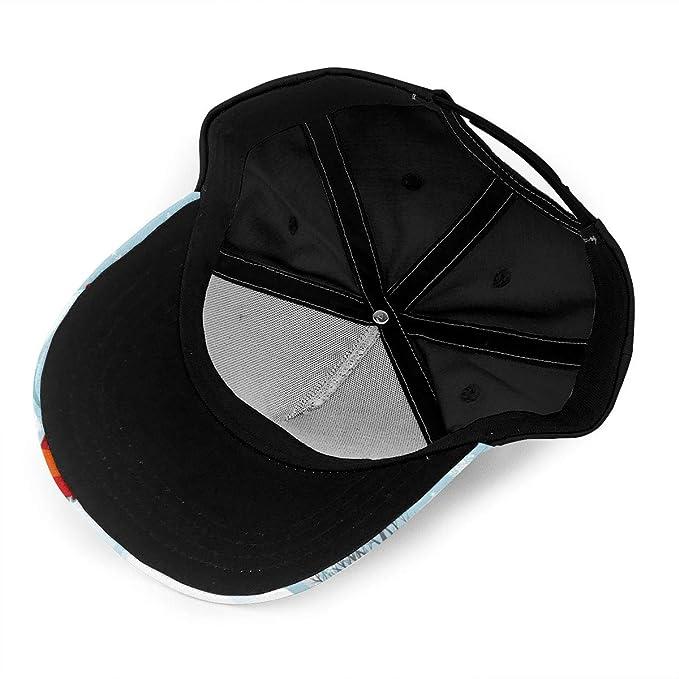 GULTMEE Gorra de béisbol, diseño de Lazo Rosa y Corazones en la ...
