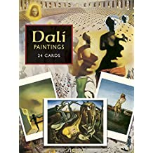 Dali Paintings: 24 Cards