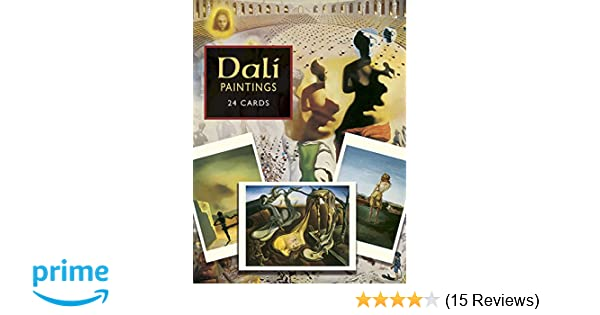 Dali Paintings 24 Cards