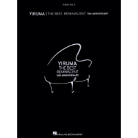 Yiruma - The Best: Reminiscent 10th Anniversary Songbook book cover