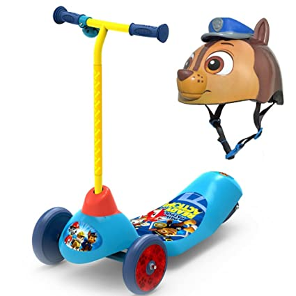 Amazon.com: Paw Patrol Start 3-Wheel – Patinete eléctrico ...