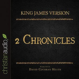 Holy Bible in Audio - King James Version: 2 Chronicles Audiobook