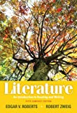 Literature: An Introduction to Reading and Writing, Compact Edition (5th Edition), Edgar V. Roberts, Robert Zweig, 0205000347