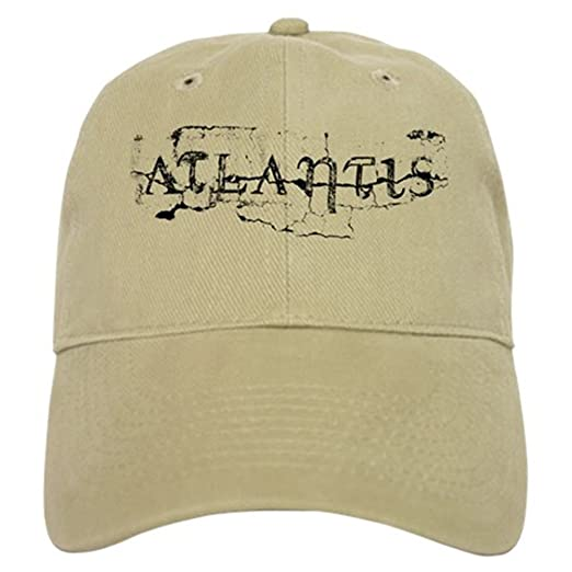 Amazon.com  CafePress - Atlantis Cap - Baseball Cap with Adjustable ... cded94d9a13