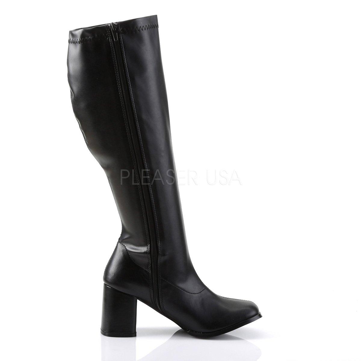 136317e083c Funtasma Women's Gogo 300 Wide Calf Boot