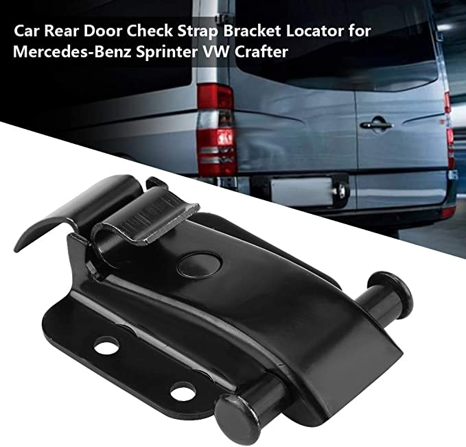 FUBANGBM 1pc Car Rear Door Side Panel Check Magnet Fit For Mercedes-Benz Sprinter W906 For VW Crafter Car Door Stop Retainer
