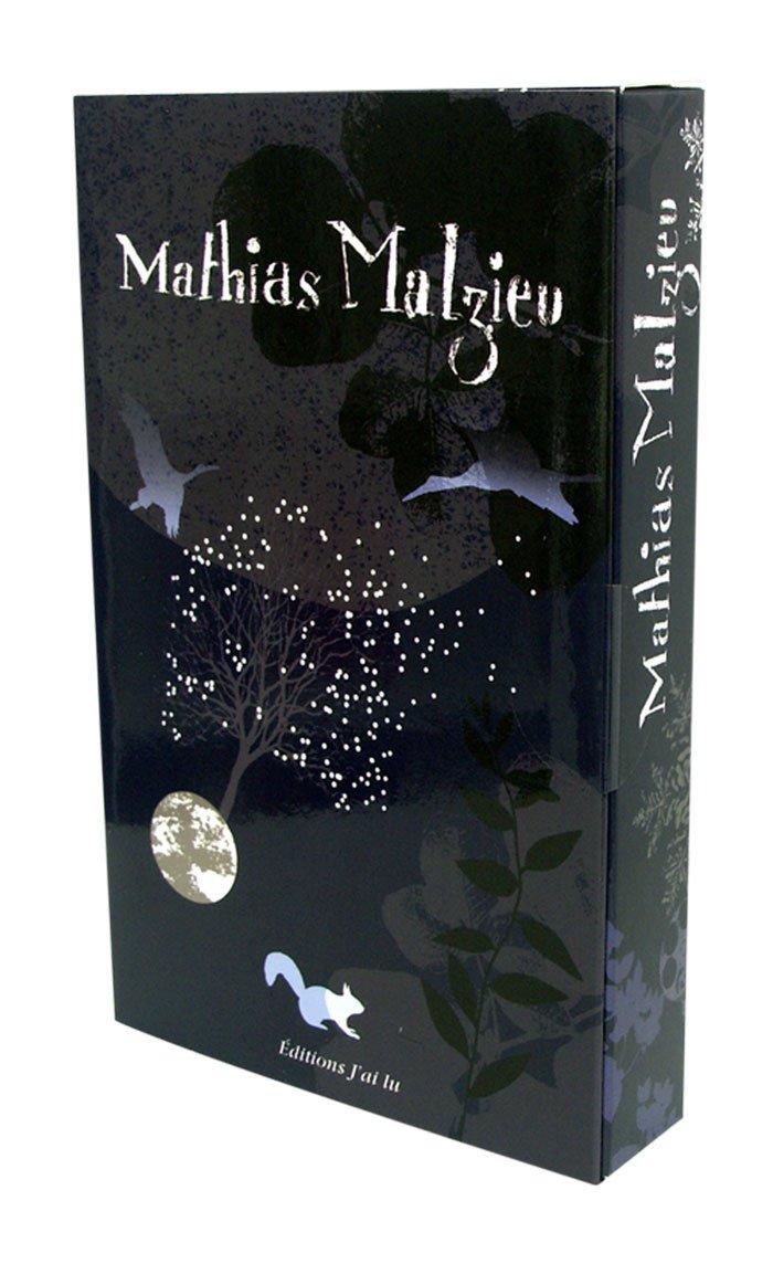 Mathias Malzieu : Coffret 3 Volumes : 38 Mini Westerns (avec Des Fant�mes) ;