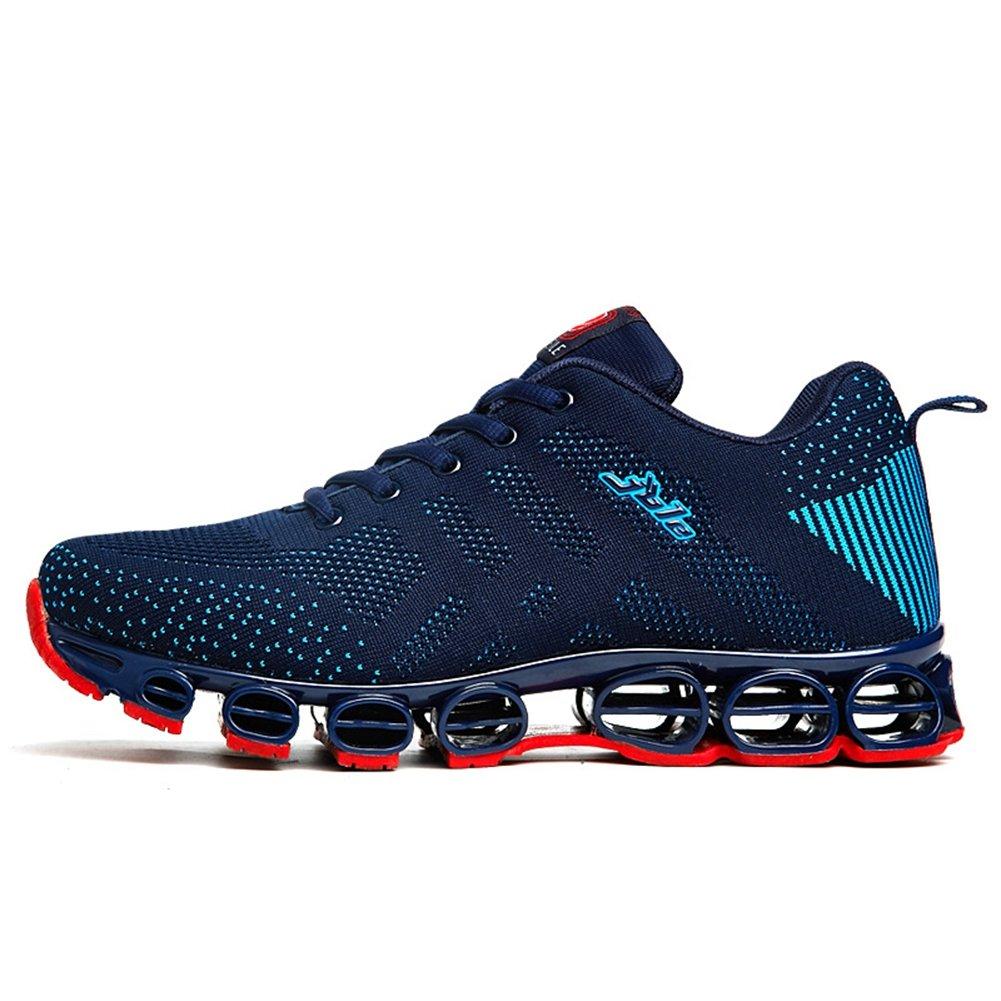 size 40 6204b 531f6 Chaussure de Sport Homme Sneakers Textile Course entraînement Running  Antichoc antidérapant (Recommandez la Taille Un de Plus)  Amazon.fr   Chaussures et ...