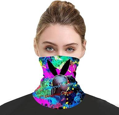 Bandanna Face Mask Mouth Neck Gaiter Protection Scarf Balaclava Tube Head Wrap