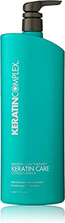 Keratin Complex Smoothing Therapy Keratin Care Conditioner for Unisex, 1000ml