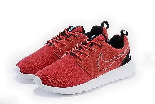 Nike Samba Zapatillas de Running de Lona para Mujer Rojo