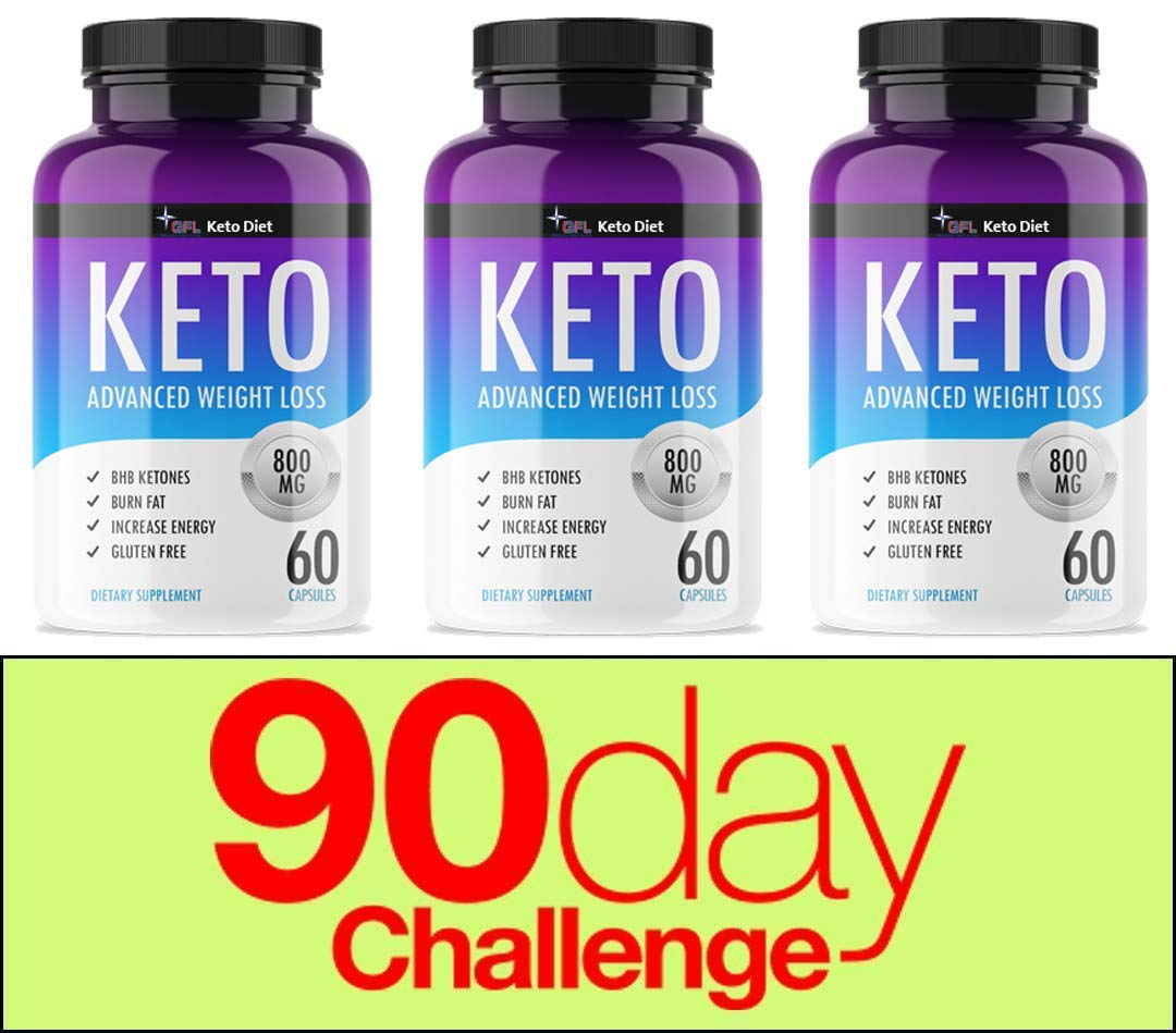 QFL Keto Trim Fast. Pure Keto Highest Potency Fast Action Carb Blocker + Made in US. (3)