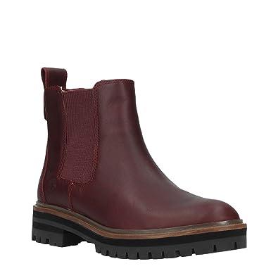 timberland london square chelsea boots jet black