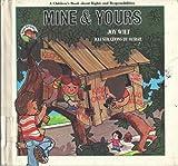 Mine and Yours, Joy Wilt, 0516025155