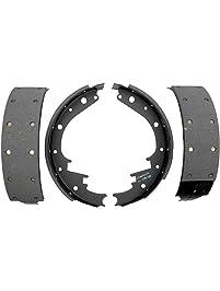 ACDelco 17473R Professional Durastop Riveted Rear Drum Brake Shoe Set