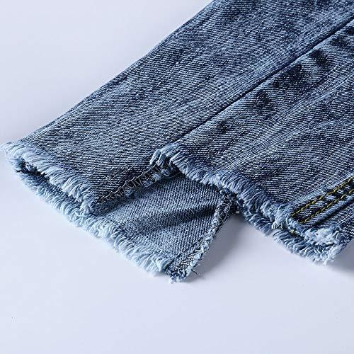 Vita Pantaloni Allungare Sottile Sexy Denim Leggings Larghi Jeans Femmina Alta Blu Magro Italily Elastico Donna A Blue TUqqY